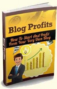 Blog Profits Blueprint FREE Download