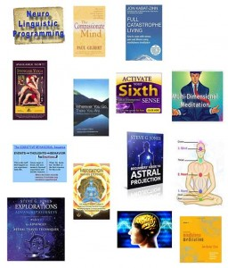 mind cbt mindfulness astral projection books, cd's etc