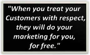 customer respect internet marketing