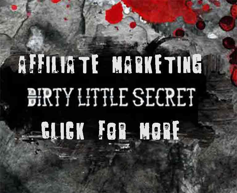 dirty affiliate marketing secret, what im gurus are hiding