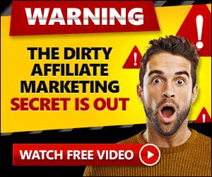 Dirty Affiliate Marketing Secret, dams, d.a.m.s., ipro